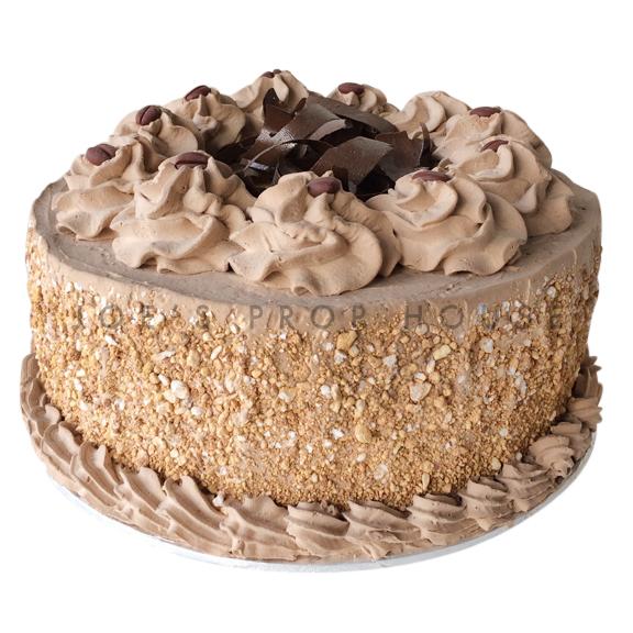 Chocolate Prop Cake