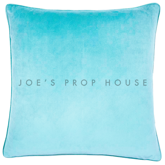 Light Turquoise Accent Pillow