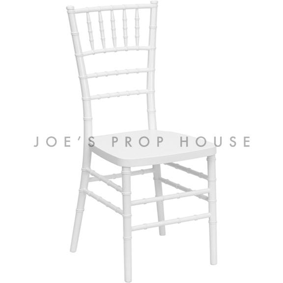Chivari Dining Chair White