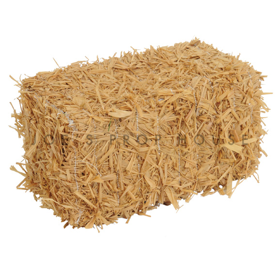 Small Rectangular Haystack