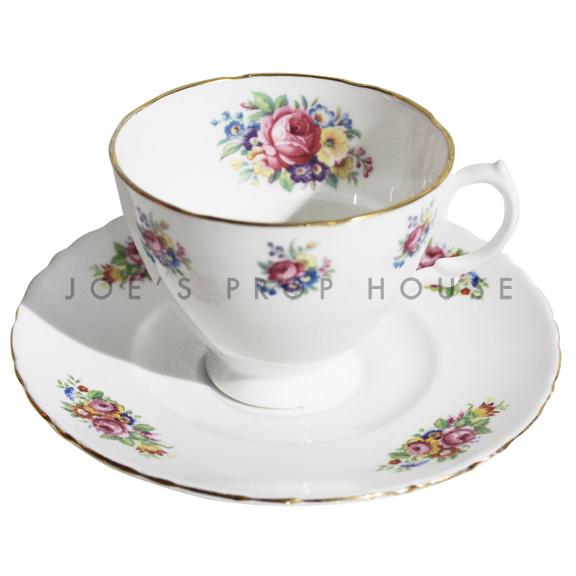 Leah Tasse à thé et soucoupe