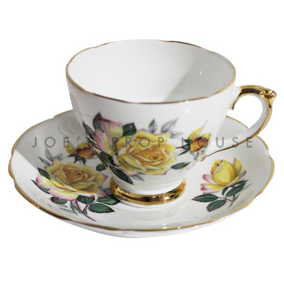 Catrina Tasse à thé et soucoupe