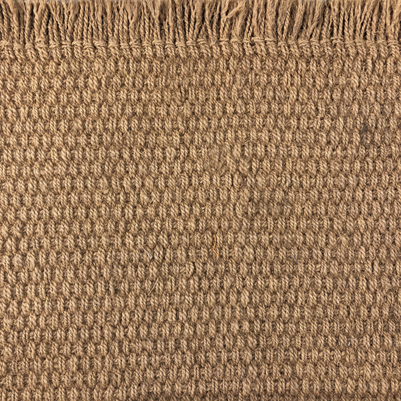 Natural Sisal Rug w/Fringe W6ft x L9ft