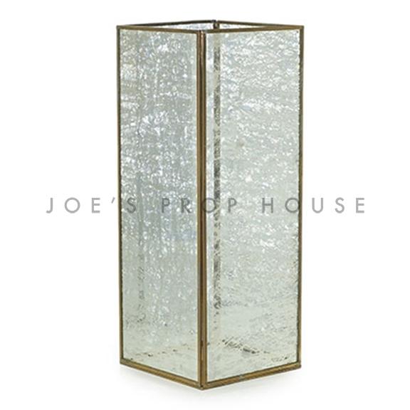 Givree Glass Lantern MEDIUM H15.5in