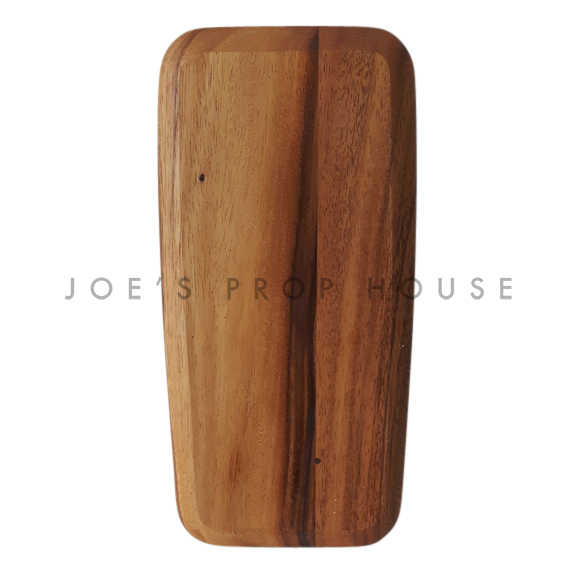 Amado Wooden Serving Board SHORT Brown