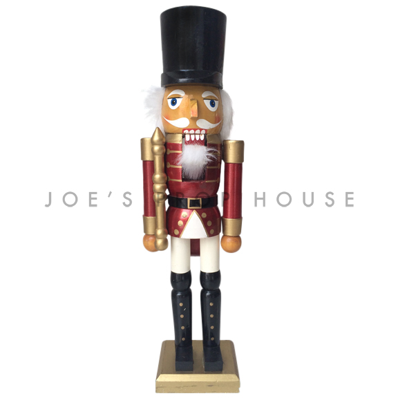 Joseph Black Top Hat Nutcracker