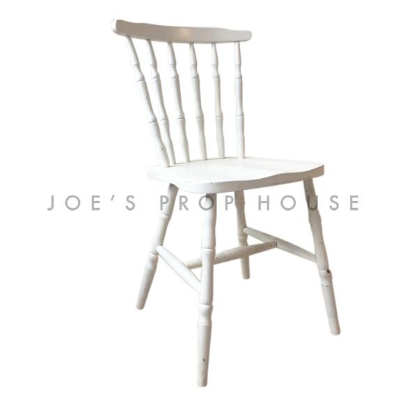 Missy Chaise en Bois Blanc