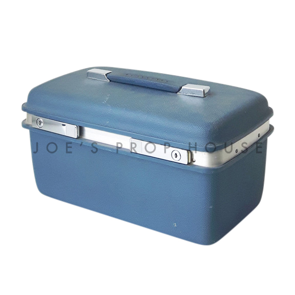 Bonnie Hardshell Vanity Case Blue