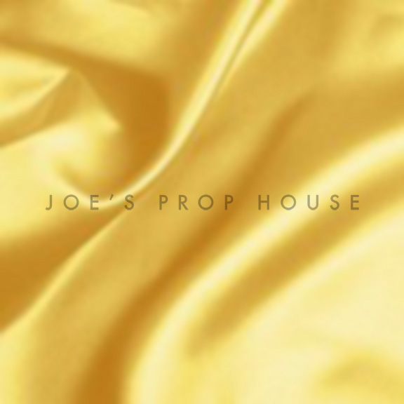 Yellow Satin Draping