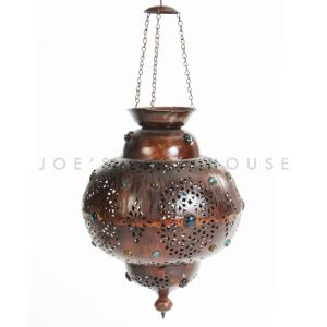 Hajar Bronze Lantern