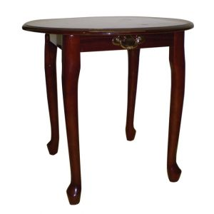 Gisele Round End Table