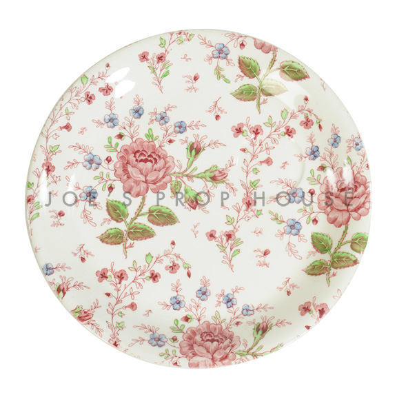 Floral Bouquet Dinner Plate