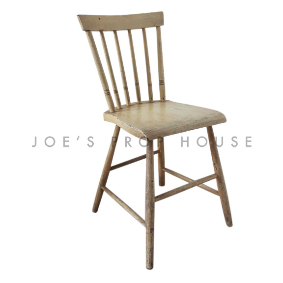 Vivian Distressed Spindle Chair