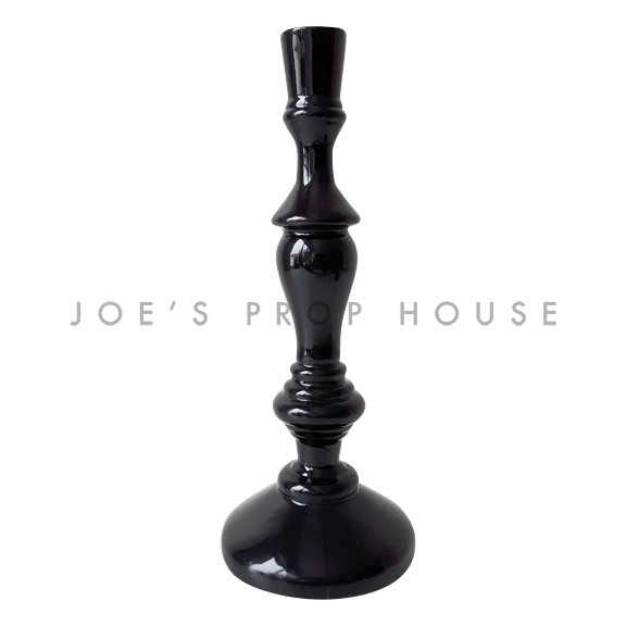 Kellie Tapered Candlestick Black