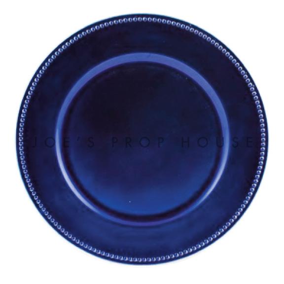 Sous-Assiette Bleu Royal