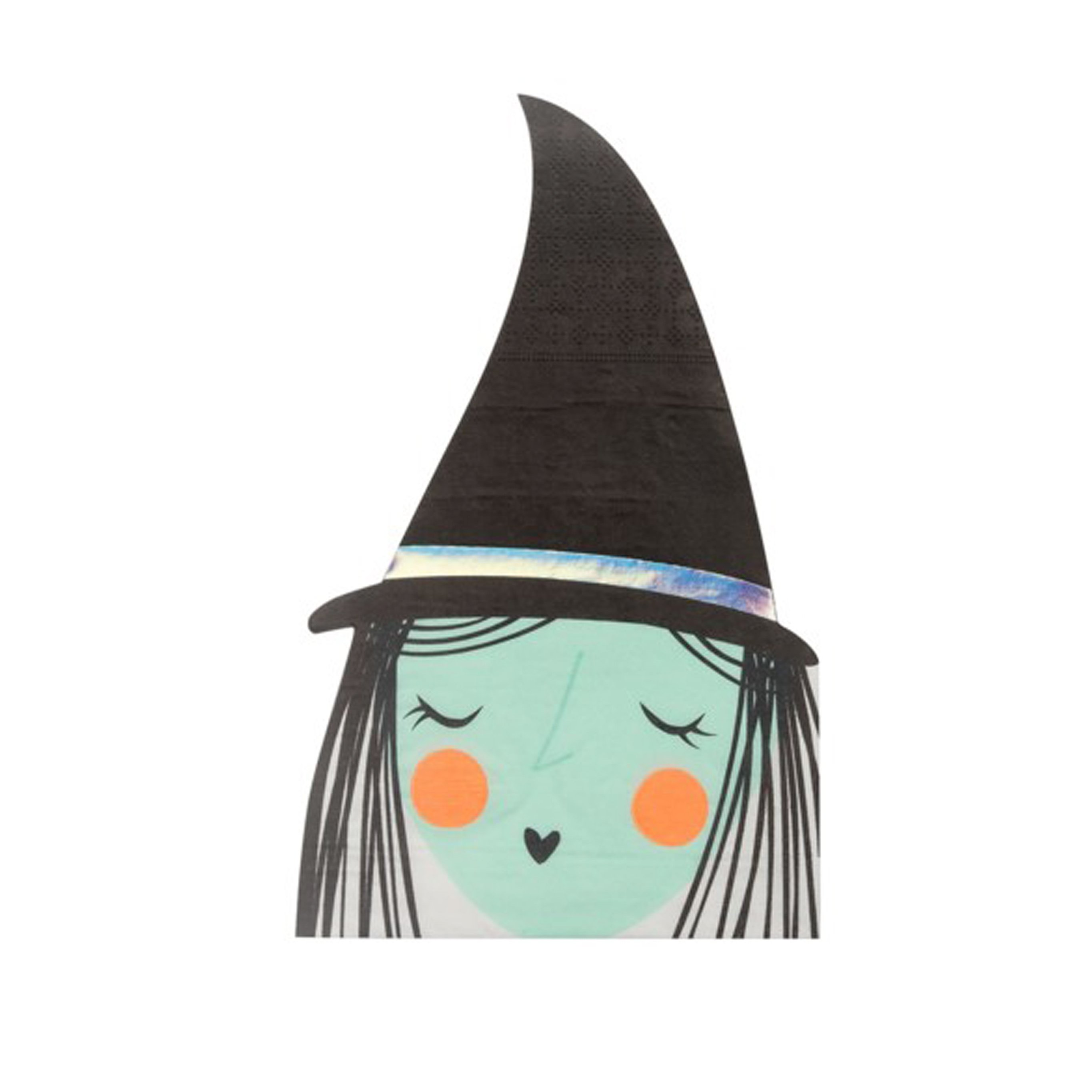 BUY ME / NEW ITEM $8.99 each Witch Paper Napkins - 16 Pack