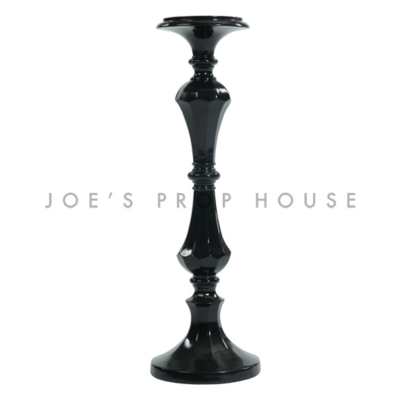 Revington Pillar Candlestick Black