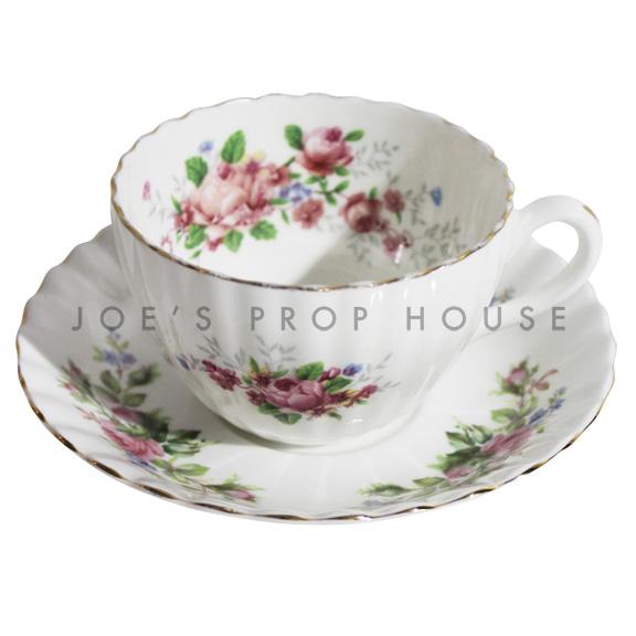 Tracey Tasse à thé et soucoupe