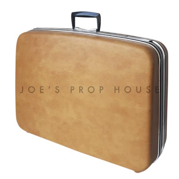 Glen Hardshell Suitcase Mustard LARGE