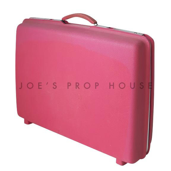 Sandra Hardshell Suitcase Fuchsia LARGE