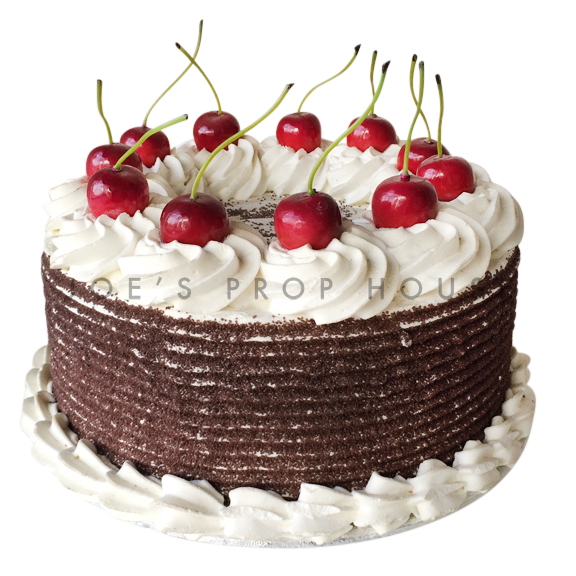 Black Forest Prop Cake