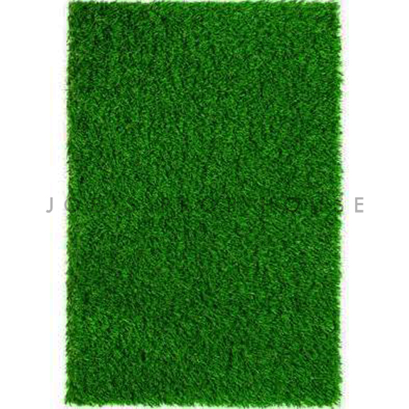 Artificial Green Grass Rug W5ft x L7ft