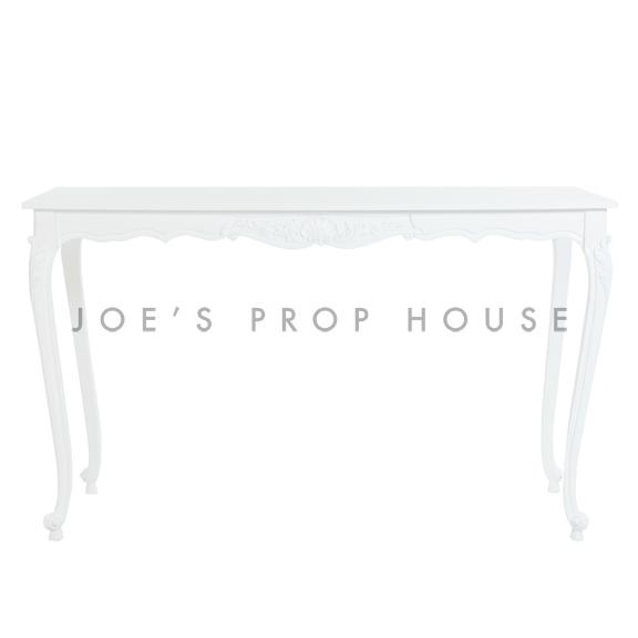 Table Console Baroque Hauteur de Bars