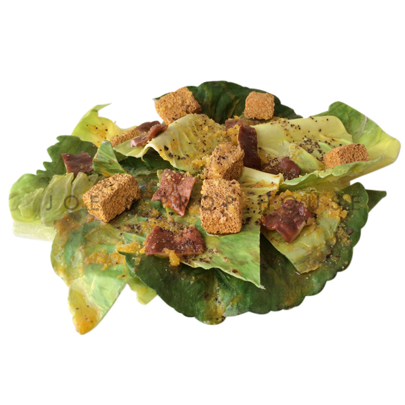 Ceasar Salad w/Croutons Food Prop