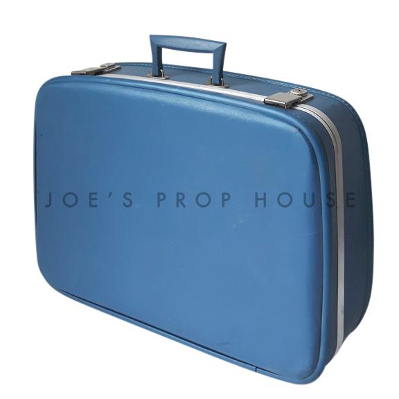 Nelson Hardshell Suitcase Blue LARGE