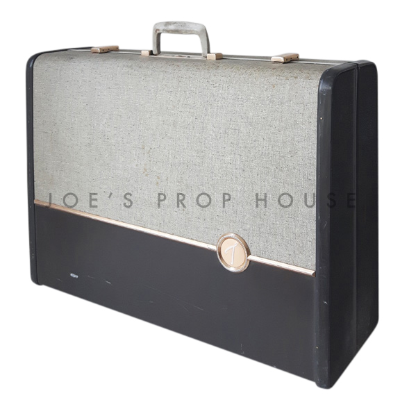 Klapman Hardshell Suitcase Grey LARGE