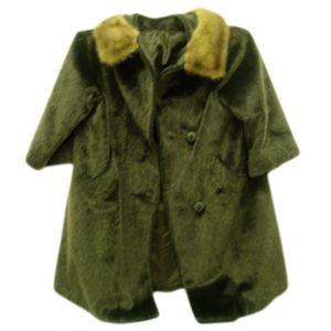 Women's Dark Brown Fur Coat