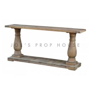 Table Console Reclaimed
