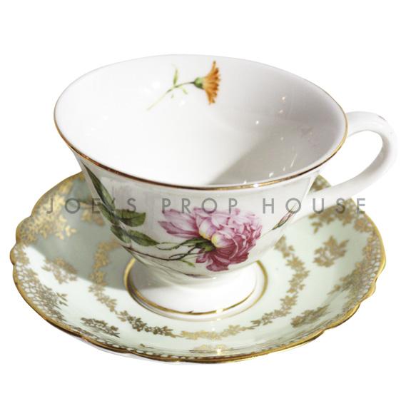 Herald Tasse à thé et soucoupe