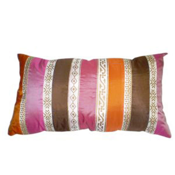 Houda Stripe Pillow