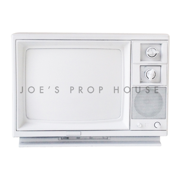 White Prop Television No.1