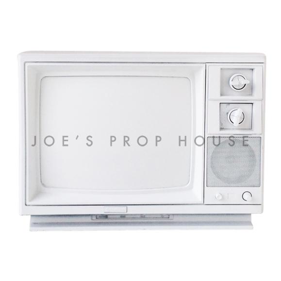 White Prop Television No.1