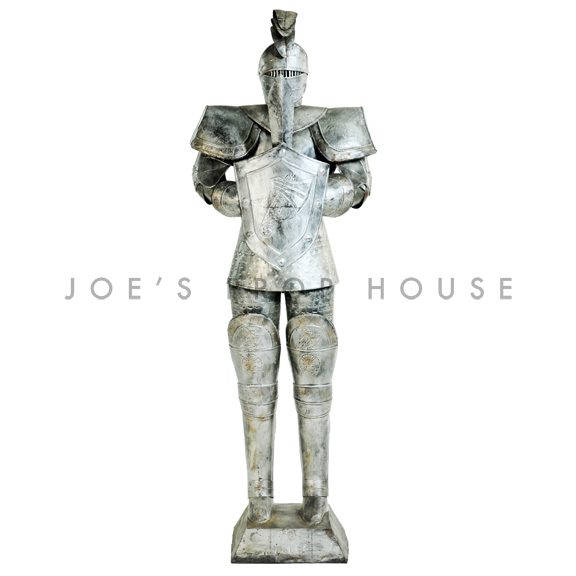 Lifesize Suit of Armor Statue