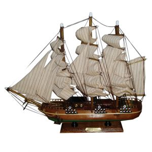 Model Pirate Ship
