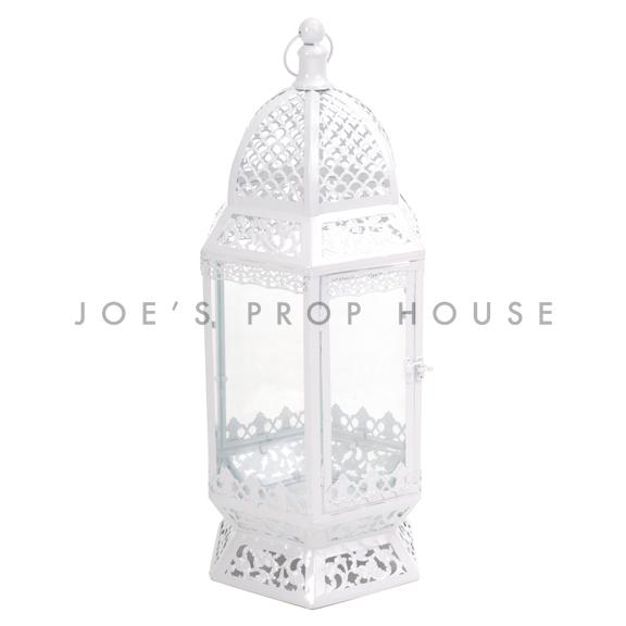 Dome Lantern White