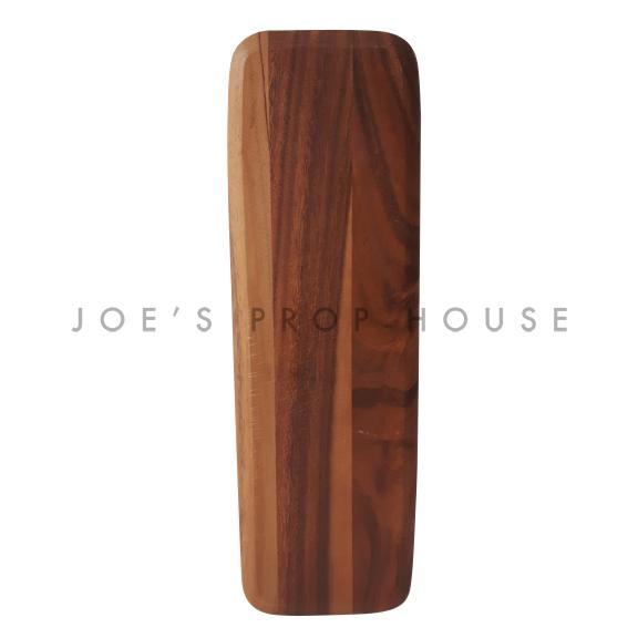 Planche à servir Amado en bois LONG Brun