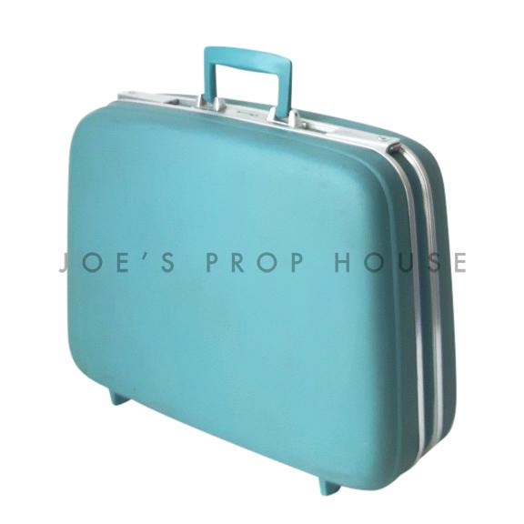 Janice Hardshell Suitcase Turquoise SMALL