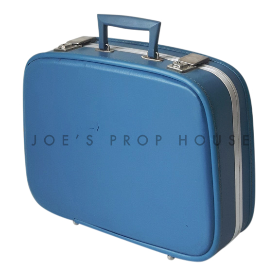 Nelson Hardshell Suitcase Blue SMALL