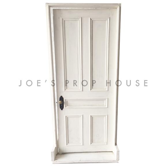 Estelle Vintage Self-Standing Door Ivory