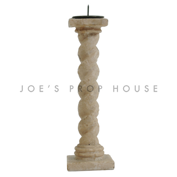 Roman Twist Candlestick