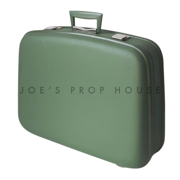 Hardshell Suitcase Green MEDIUM