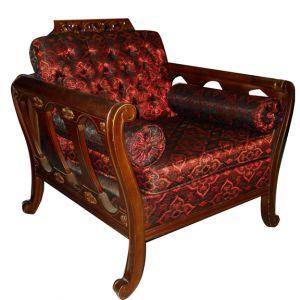 Lola Tufted Armchair