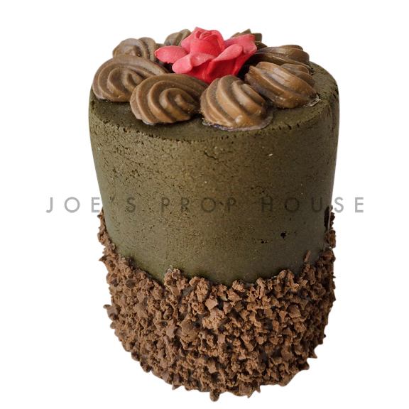 Mini Chocolate Prop Cake