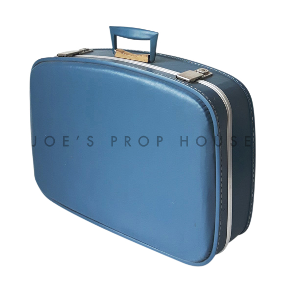 HOLIDAY Hardshell Suitcase Blue LARGE