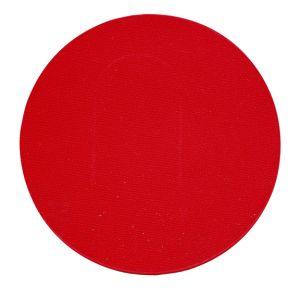 Red Circle Rug $5.00