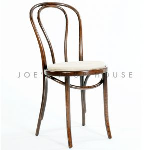 French Bistro Chair w/cushion